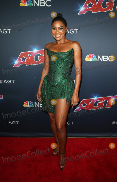 """Gabrielle Union Photo - 13 August 2019 - Hollywood, California - Gabrielle Union. """"America's Got Talent"""" Season 14 Live Show Red Carpet held at Dolby Theatre. Photo Credit: FSadou/AdMedia"""
