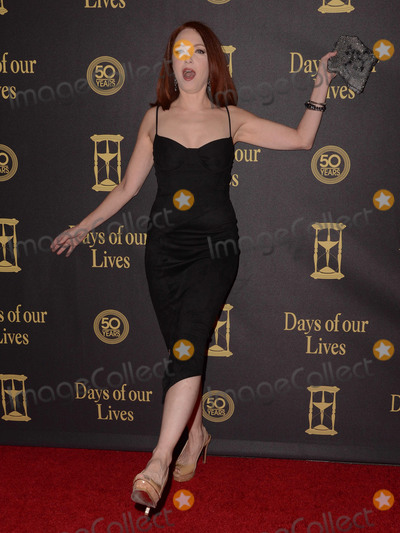 """Amy Yasbeck Photo - 07 November - Hollywood, Ca - Amy Yasbeck. Arrivals for """"Days of Our Lives"""" 50th Anniversary held Hollywood Palladium. Photo Credit: Birdie Thompson/AdMedia"""