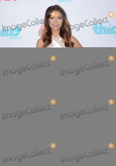 Andrea Russett Photo - 22 March 2016 - Beverly Hills, California - Andrea Russett. Thirst Project World Water Day Press Conference held at The Beverly Hilton. Photo Credit: Birdie Thompson/AdMedia