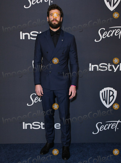 Austin Stowell Photo - 05 January 2020 - Beverly Hills, California - Austin Stowell. 21st Annual InStyle and Warner Bros. Golden Globes After Party held at Beverly Hilton Hotel. Photo Credit: Birdie Thompson/AdMedia