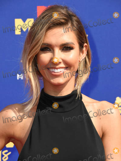 Audrina Patridge Photo - 15 June 2019 - Santa Monica, California - Audrina Patridge. 2019 MTV Movie and TV Awards held at Barker Hangar. Photo Credit: Birdie Thompson/AdMedia