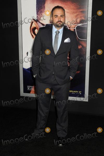 "Armando Leduc, TCL Chinese Theatre Photo - 24 February 2015 - Hollywood, California - Armando Leduc. ""Focus"" Los Angeles Premiere held at the TCL Chinese Theatre. Photo Credit: Byron Purvis/AdMedia"