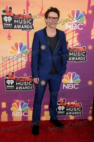 Bobby Bones Photo - 01 May 2014 - Los Angeles, California - Bobby Bones. iHeartRadio Music Awards 2014 - Arrivals held at The Shrine Auditorium. Photo Credit: Byron Purvis/AdMedia