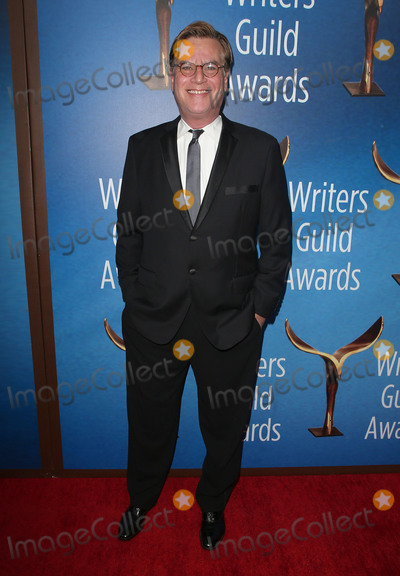 Aaron Sorkin Photo - 11 February 2018 - Beverly Hills, California - Aaron Sorkin. 2018 Writers Guild Awards L.A. Ceremony held at The Beverly Hilton. Photo Credit: F. Sadou/AdMedia