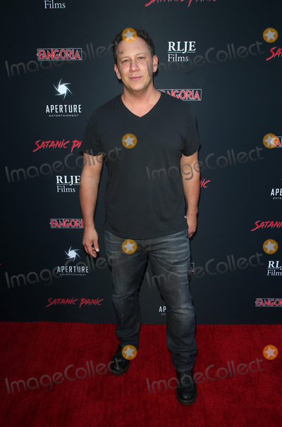 "Adam Goldworm Photo - 23 August 2019 - Hollywood, California - Adam Goldworm. Premiere Of ""Satanic Panic"" held at The Egyptian Theatre. Photo Credit: FSadou/AdMedia"