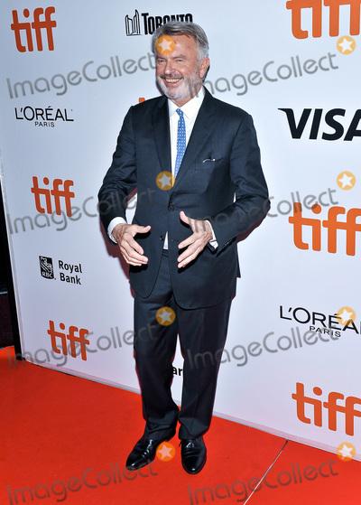 "Sam Neill Photo - 06 September 2019 - Toronto, Ontario Canada - Sam Neill. 2019 Toronto International Film Festival - ""Blackbird"" Premiere held at Roy Thomson Hall. Photo Credit: Brent Perniac/AdMedia"