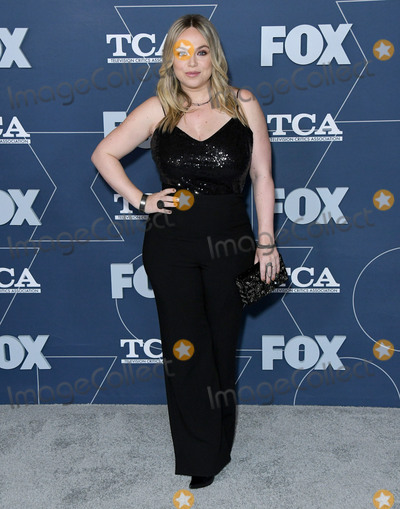 Amanda Fuller Photo - 07 January 2020 - Pasadena, California - Amanda Fuller. FOX Winter TCA 2020 All Star Party held at Langham Huntington Hotel. Photo Credit: Birdie Thompson/AdMedia