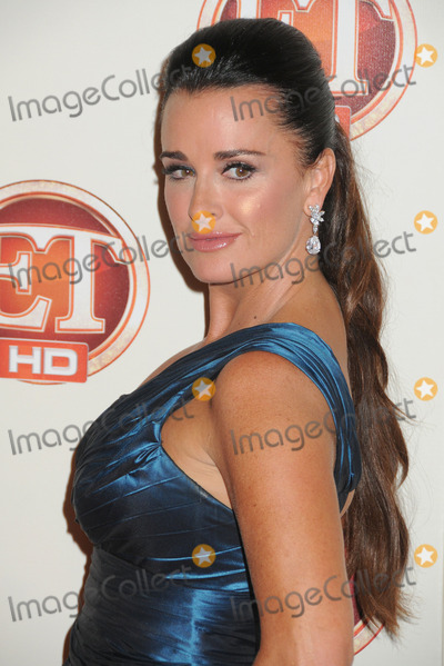 Kyle Richards Photo - 18 September 2011 - Los Angeles, California - Kyle Richards. 15th Annual Entertainment Tonight Emmy Party held at Vibiana. Photo Credit: Byron Purvis/AdMedia