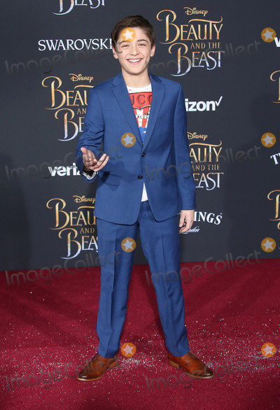 """Angel Ashner Photo - 02 March 2017 - Hollywood, California - Angel Ashner. Disney's """"Beauty and the Beast' World Premiere held at El Capitan Theatre. Photo Credit: AdMedia"""
