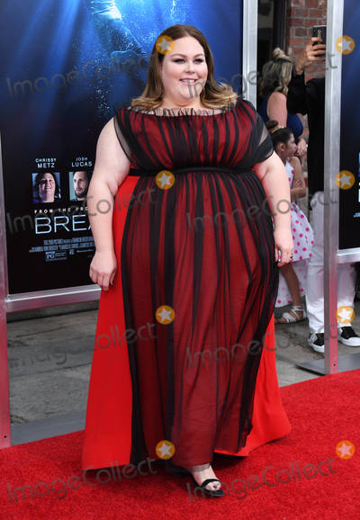 "Chrissy Metz Photo - 11 April 2019 - Westwood, California - Chrissy Metz. ""Breakthrough"" Los Angeles Premiere held at Regency Village Theater. Photo Credit: Birdie Thompson/AdMedia"