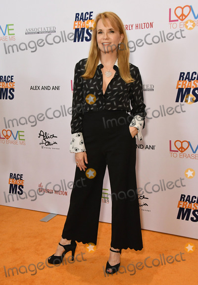 Lea Thompson Photo - 10 May 2019 - Beverly Hills, California - Lea Thompson. 26th Annual Race to Erase MS Gala held at the Beverly Hilton Hotel. Photo Credit: Birdie Thompson/AdMedia