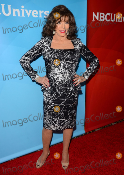Joan Collins Photo - 15 January 2015 - Pasadena, California - Joan Collins.