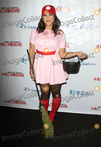 """Ashley Holliday Photo - 28 October 2011 - Hollywood, California - Ashley Holliday. L.A. Gay & Lesbian Center's Annual """"Halloweenie"""" Party Held At Hollywood Forever Cemetery. Photo Credit: KevanBrooks/AdMedia"""