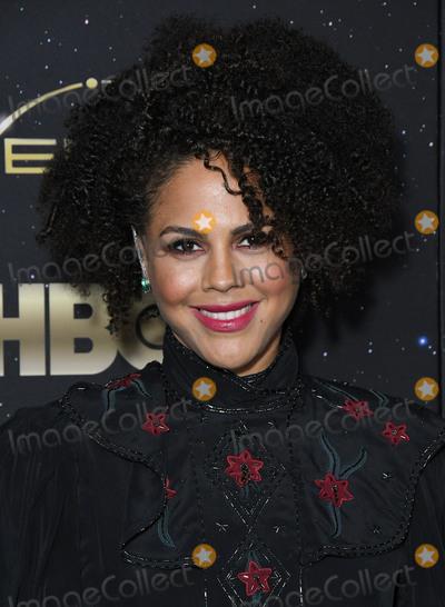 "Lenora Crichlow Photo - 14 January 2020 - Hollywood, California - Lenora Crichlow. HBO's ""Avenue 5"" Premiere - Los Angeles  held at Avalon Hollywood. Photo Credit: Birdie Thompson/AdMedia"