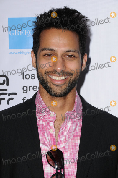 """Aly Mawji, Ali Farka Touré Photo - 05 June 2016 - Hollywood, California - Aly Mawji. Arrivals for the 2016 LA Greek Film Festival Premiere Of """"Worlds Apart"""" held at The Egyptian Theater. Photo Credit: Birdie Thompson/AdMedia"""