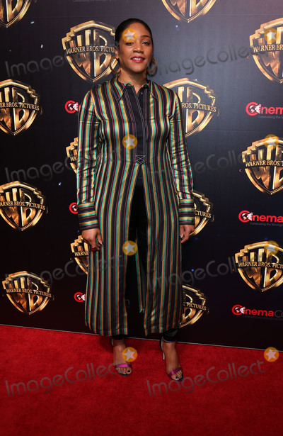Tiffany Haddish, Tiffany Photo - 02 April 2019 - Las Vegas, NV - Tiffany Haddish. 2019 CinemaCon WB Studio Presentation Red Carpet at Caesars Palace. Photo Credit: MJT/AdMedia