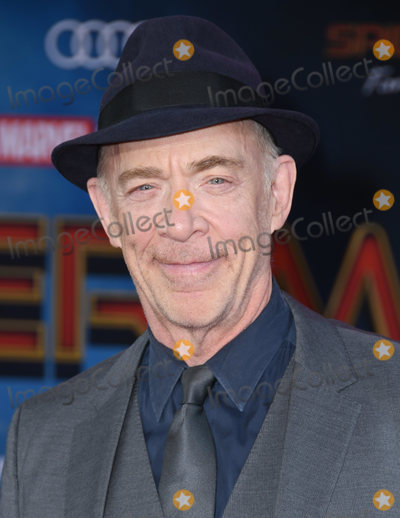 """J.K. Simmons, J K Simmons, J. K. Simmons, Spider Man, Spider-Man, Spiderman, JK Simmons, J.K Simmons Photo - 26 June 2019 - Hollywood, California - J.K. Simmons. """"Spider-Man: Far From Home"""" Los Angeles Premiere held at the TCL Chinese Theater. Photo Credit: Birdie Thompson/AdMedia"""