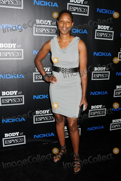 Chamique Holdsclaw Photo - 10 July 2012 - Los Angeles, California - Chamique Holdsclaw. 4th Annual ESPN Body Issue Pre-ESPYS Party held at The Belasco Theater. Photo Credit: Byron Purvis/AdMedia