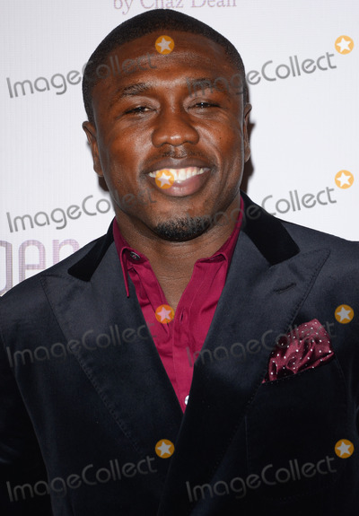 Andre Berto Photo - 05 December 2014 - Beverly Hills, California - Andre Berto. Celebrity arrivals for the 6th Annual Night of Generosity Gala held at Beverly Wilshire Hotel in Beverly Hills, Ca. Photo Credit: Birdie Thompson/AdMedia