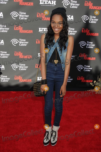 "Ranger$, McClain Sisters, China Anne Photo - 22 June 2013 - Anaheim, California - China Anne McClain, McClain Sisters. ""The Lone Ranger"" World Premiere held at Disney's California Adventure Park. Photo Credit: Byron Purvis/AdMedia"