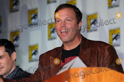 "Adam Baldwin Photo - 13 July 2012 - San Diego, California - Adam Baldwin. ""Firefly"" Panel at Comic Con 2012 held at the San Diego Convention Center. Photo Credit: Byron Purvis/AdMedia"