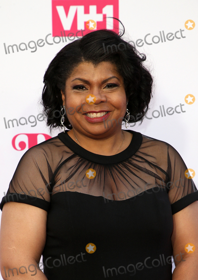 "April Ryan Photo - 02 May 2019 - Los Angeles, California - April Ryan. VH1's Annual ""Dear Mama: A Love Letter To Mom""  held at The Theatre at Ace Hotel. Photo Credit: Faye Sadou/AdMedia"