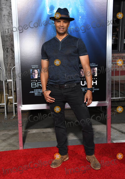 "Dondre Whitfield Photo - 11 April 2019 - Westwood, California - Dondre Whitfield. ""Breakthrough"" Los Angeles Premiere held at Regency Village Theater. Photo Credit: Birdie Thompson/AdMedia"
