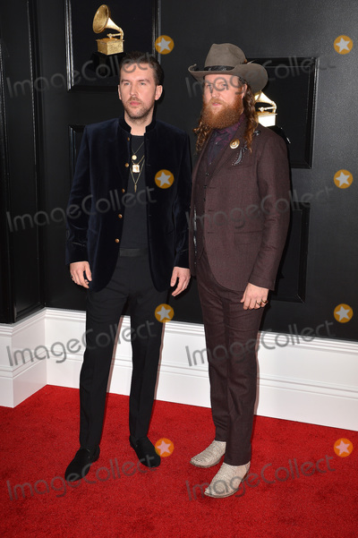 John Osborne, Brothers Osborne, Grammy Awards Photo - 10 February 2019 - Los Angeles, California - T.J. Osborne, John Osborne of Brothers Osborne. 61st Annual GRAMMY Awards held at Staples Center. Photo Credit: AdMedia
