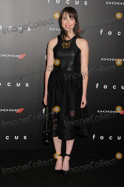 """Ashleigh Brewer, TCL Chinese Theatre Photo - 24 February 2015 - Hollywood, California - Ashleigh Brewer. """"Focus"""" Los Angeles Premiere held at the TCL Chinese Theatre. Photo Credit: Byron Purvis/AdMedia"""