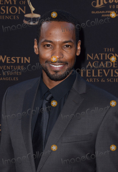 Anthony Montgomery Photo - 29 April 2016 - Los Angeles, California - Anthony Montgomery. Arrivals for the 43rd Annual Daytime Creative Arts Emmy Awards held at the Westin Bonaventure Hotel and Suites Photo Credit: Birdie Thompson/AdMedia
