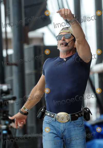 """Aaron Tippin Photo - 21 July 2013 - Morristown, OH - Country music artist AARON TIPPIN performs at Day 4 of the 37th Annual """"Jamboree In The Hills"""" 2013, also known as the """"Super Bowl of Country Music"""".  Photo Credit: Jason L Nelson/AdMedia"""