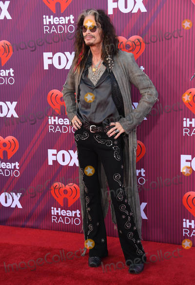 Steven Tyler Photo - 14 March 2019 - Los Angeles, California - Steven Tyler. 2019 iHeart Radio Music Awards held at Microsoft Theater. Photo Credit: Birdie Thompson/AdMedia