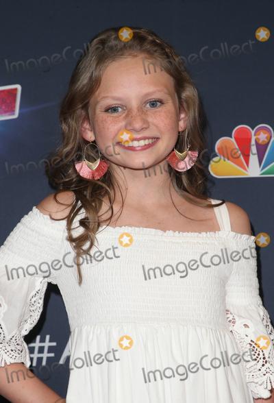 "Ashley Burns Photo - 3 September 2019 - Hollywood, California - Ashley Burns. ""America's Got Talent"" Season 14 Live Show Red Carpet held at Dolby Theatre. Photo Credit: FSadou/AdMedia"