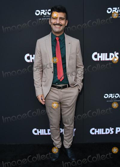 "Amro Mazioub Photo - 19 June 2019 - Hollywood, California - Amro Mazioub. ""Child's Play"" Los Angeles Premiere Los Angeles Premiere held at the Arclight Hollywood. Photo Credit: Birdie Thompson/AdMedia"