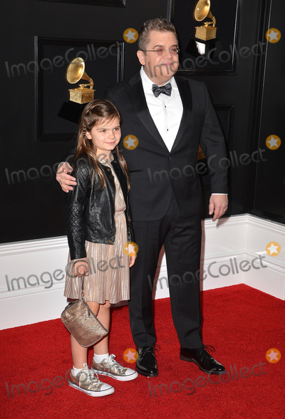 Patton Oswalt, Grammy Awards Photo - 10 February 2019 - Los Angeles, California - Patton Oswalt, Alice Rigney Oswalt. 61st Annual GRAMMY Awards held at Staples Center. Photo Credit: AdMedia