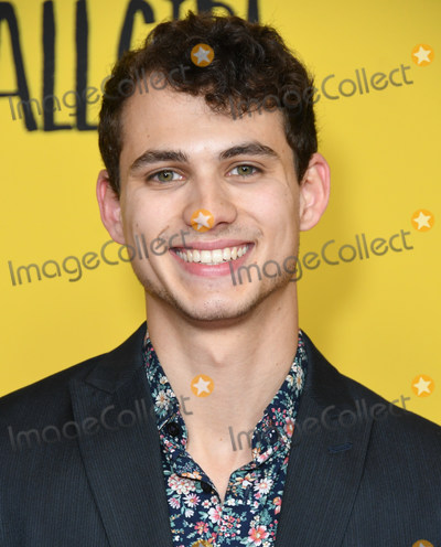 "Andrew Brodeur Photo - 09 September 2019 - Hollywood, California - Andrew Brodeur. Netflix ""Tall Girl"" Special Screening Los Angeles held at Netflix HOME Theater. Photo Credit: Birdie Thompson/AdMedia"