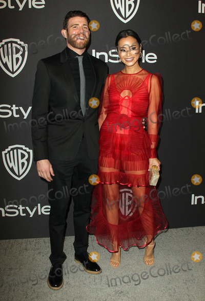 Bryan Greenberg, Jamie Chung, Jamie Salé Photo - 06 January 2019 - Beverly Hills , California - Jamie Chung, Bryan Greenberg. 2019 InStyle and Warner Bros. 76th Annual Golden Globe Awards After Party held at The Beverly Hilton Hotel. Photo Credit: AdMedia