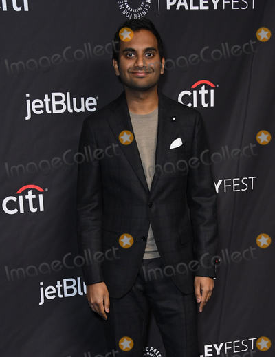 Aziz Ansari Photo - 21 March 2019 - Hollywood, California - Aziz Ansari. 2019 PaleyFest LA - NBC's 'Parks and Recreation' 10th Anniversary Reunion held at The Dolby Theater. Photo Credit: Birdie Thompson/AdMedia