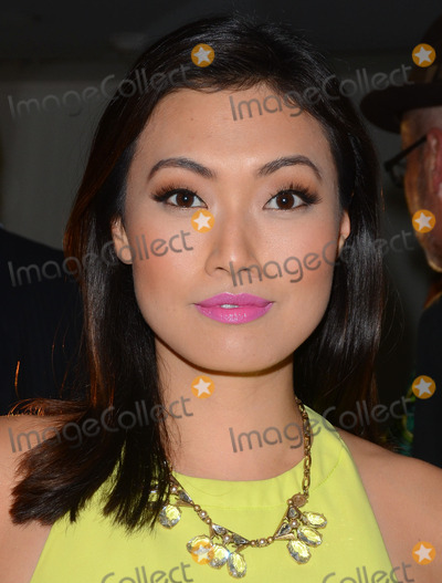 Photo - 24 July 2014 - Beverly Hills, California - Catherine Haena Kim. Arrivals for the Genlux Magazine Issue Release Party held at the Luxe Rodeo Drive Hotel in Beverly Hills, Ca. Photo Credit: Birdie Thompson/AdMedia