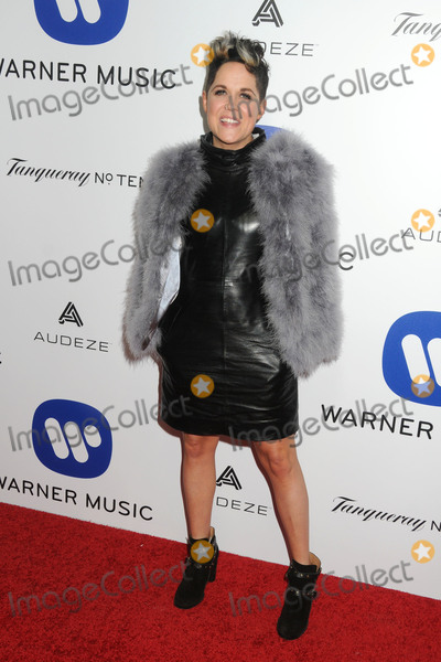Amy Wadge Photo - 15 February 2016 - Los Angeles, California - Amy Wadge. Warner Music Group 2016 Grammy Party held at Milk Studios. Photo Credit: Byron Purvis/AdMedia