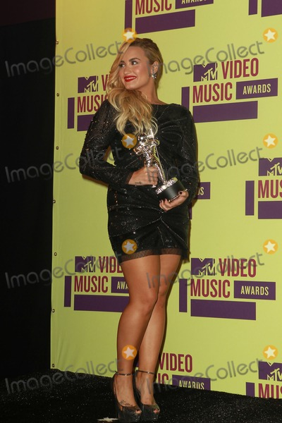 Demi Lovato, DEMI  LOVATO Photo - 6 September 2012 - Los Angeles, California - Demi Lovato. 2012 MTV Video Music Awards held at Staples Center. Photo Credit: Kevan Brooks/AdMedia