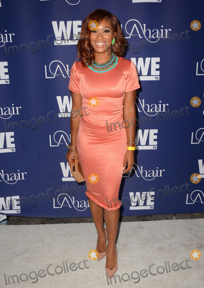 "Angela Christine Photo - 14 July 2015 - Hollywood, California - Angela Christine. Arrivals for WE Tv's ""L.A. Hair"" premiere party held at Avalon Hollywood. Photo Credit: Birdie Thompson/AdMedia"