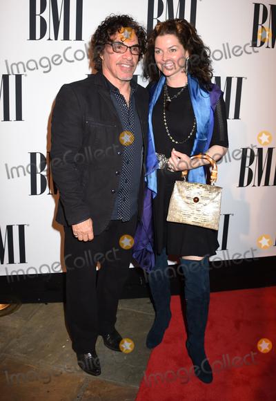 Aimee Oates, John Oates, Anouk Aimé Photo - 03 November 2015 - Nashville, Tennessee - John Oates, Aimee Oates. 63rd Annual BMI Country Awards, 2015 BMI Country Awards, held at BMI Music Row Headquarters. Photo Credit: Laura Farr/AdMedia