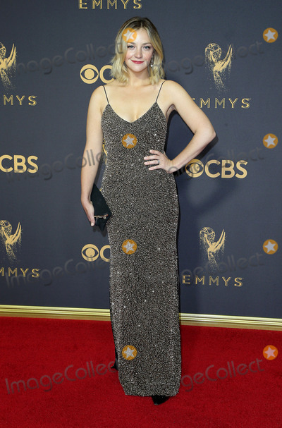 Abby Elliott Photo - 17 September 2017 - Los Angeles, California - Abby Elliott. 69th Annual Primetime Emmy Awards held at Microsoft Theater. Photo Credit: F. Sadou/AdMedia
