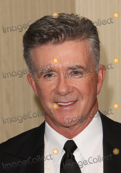 Alan Thicke, Robin Thicke Photo - 13 December 2016 - Burbank, California - Alan Thicke, beloved TV dad and real-life father of R&B and pop superstar Robin Thicke, died Tuesday at age 69, of a heart attack while playing hockey with his 19 year-old son Carter Thicke. File Photo: 7 March 2010 - Beverly Hills,California - Alan Thicke. Night of 100 Stars - Arrivals held at the Beverly Hills Hotel. Photo Credit: T. Conrad/AdMedia