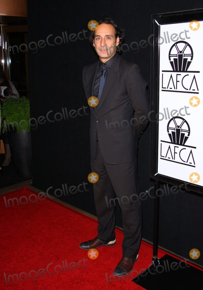 Alexandre Desplat Photo - 15 January - 2011, Los Angeles - Alexandre Desplat. The 38th Annual Los Angeles Film Critics Association Awards  held at The InterContinental Hotel. Photo: TConrad/AdMediaphoto