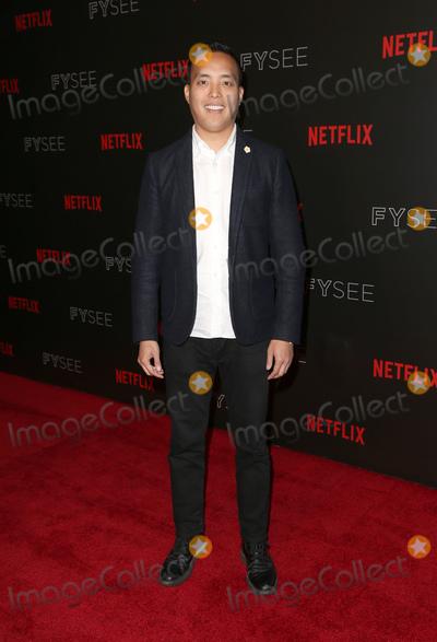 Alan Yang Photo - 23 May 2017 -  Beverly Hills, California - Alan Yang. Netflix Comedy Panel For Your Consideration Event held at Netflix FYSee Space. Photo Credit: Faye Sadou/AdMedia