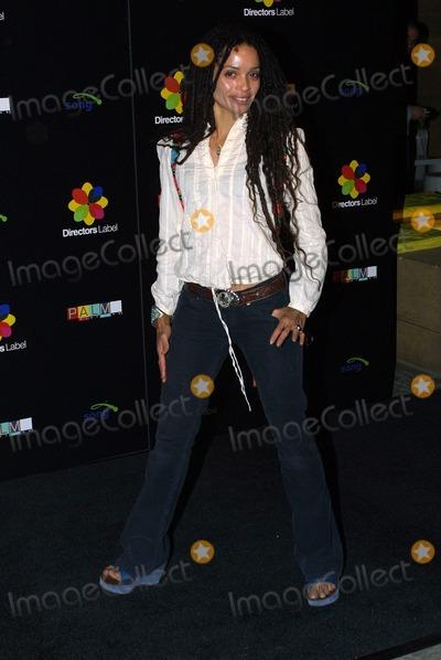 Lisa Bonet, Spike Jonze Photo - Lisa Bonet at the Spike Jonze DVD Series Premiere