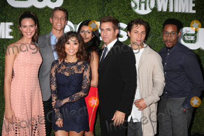 Brenda Song, Dermot Mulroney, Odette Annable, Reshma Shetty, Ward Horton, Aaron Jennings Photo - Odette Annable, Ward Horton, Brenda Song, Reshma Shetty, Dermot Mulroney, August Pine, Aaron Jennings at the CBS, CW, Showtime Summer 2016 TCA Party, Pacific Design Center, West Hollywood, CA 08-10-16