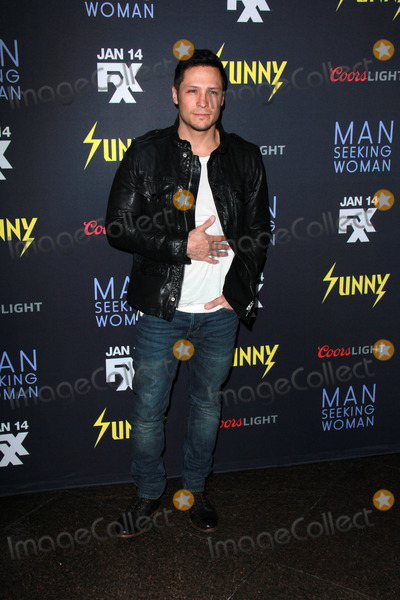 """Nick Wechsler Photo - Nick Wechsler at the FXX Premieres of """"It's Always Sunny In Philadelphia"""" and """"Man Seeking Woman,"""" DGA, Los Angeles, CA 01-13-15"""